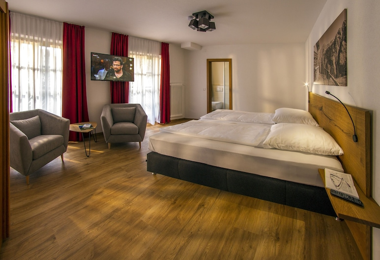Appartement-Hotel-Allgayer, Oy-Mittelberg, Comfort Double Room, Balcony, Room