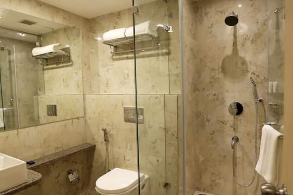 Standard-studiolejlighed - Badeværelse