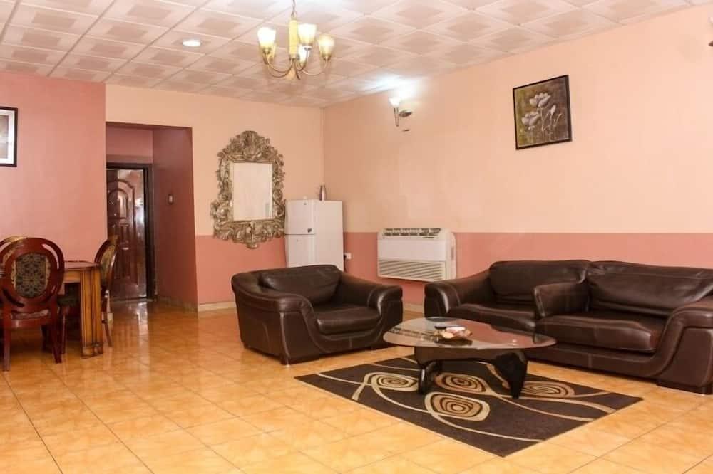 頂級客房 - 客廳