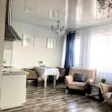 Appartement, Uitzicht op zee - Woonruimte