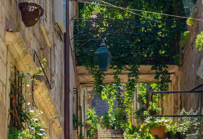 Turtle Tale House in Old town , Dubrovnikas, Kiemas