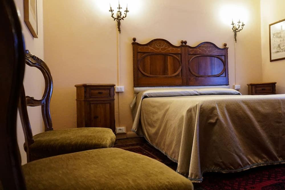 Traditionellt dubbelrum - Vardagsrum