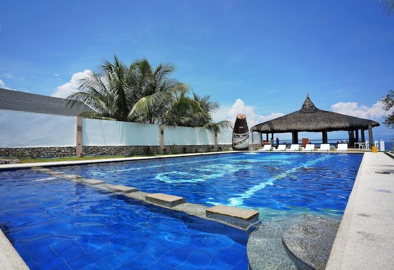 Club Hari Dive Resort, 莫阿爾博阿, 室外泳池