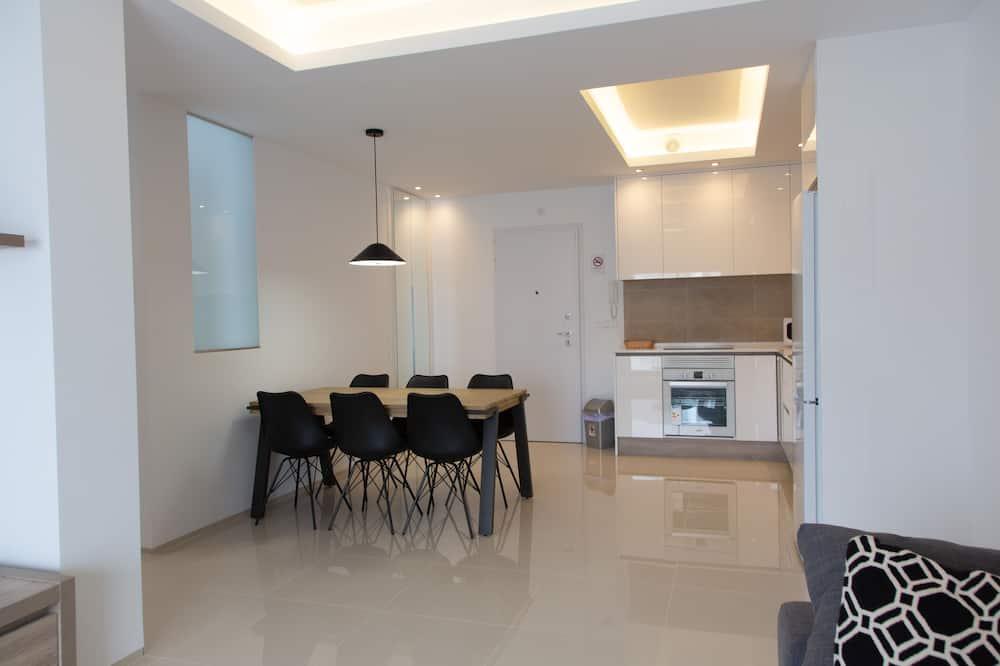 Apartment, 3 Bedrooms, Non Smoking (Helgafell 133) - Ruang Tamu