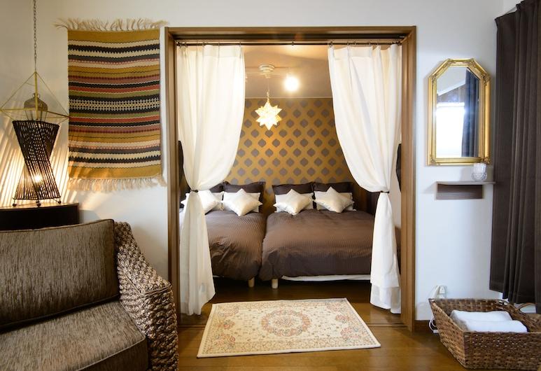 Obbligato room105.106.107, Саппоро, Квартира (OB1F), Номер