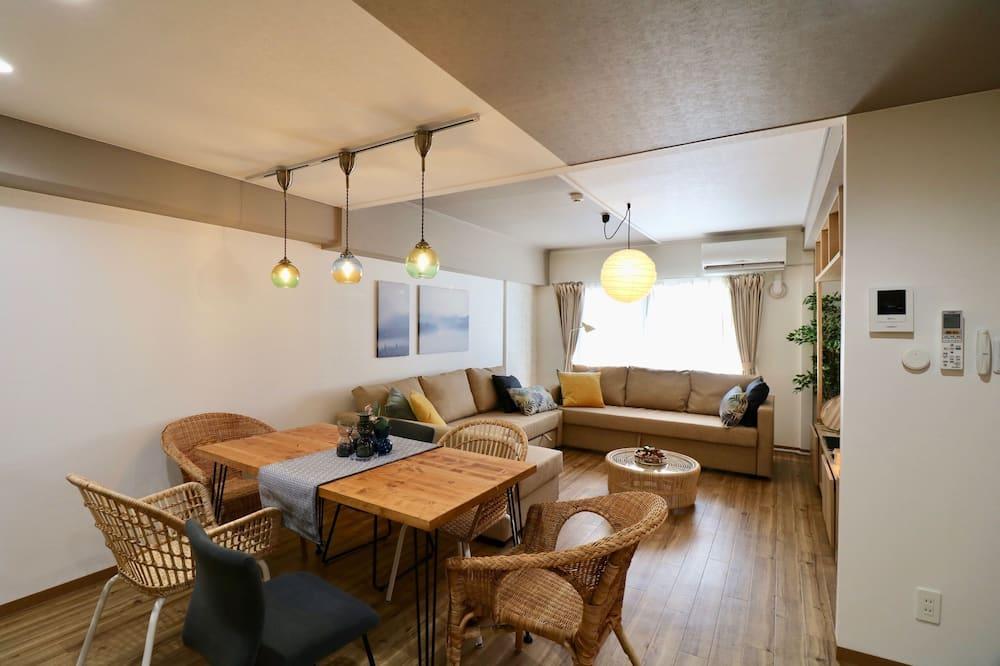 Apartment (KO201) - Living Area