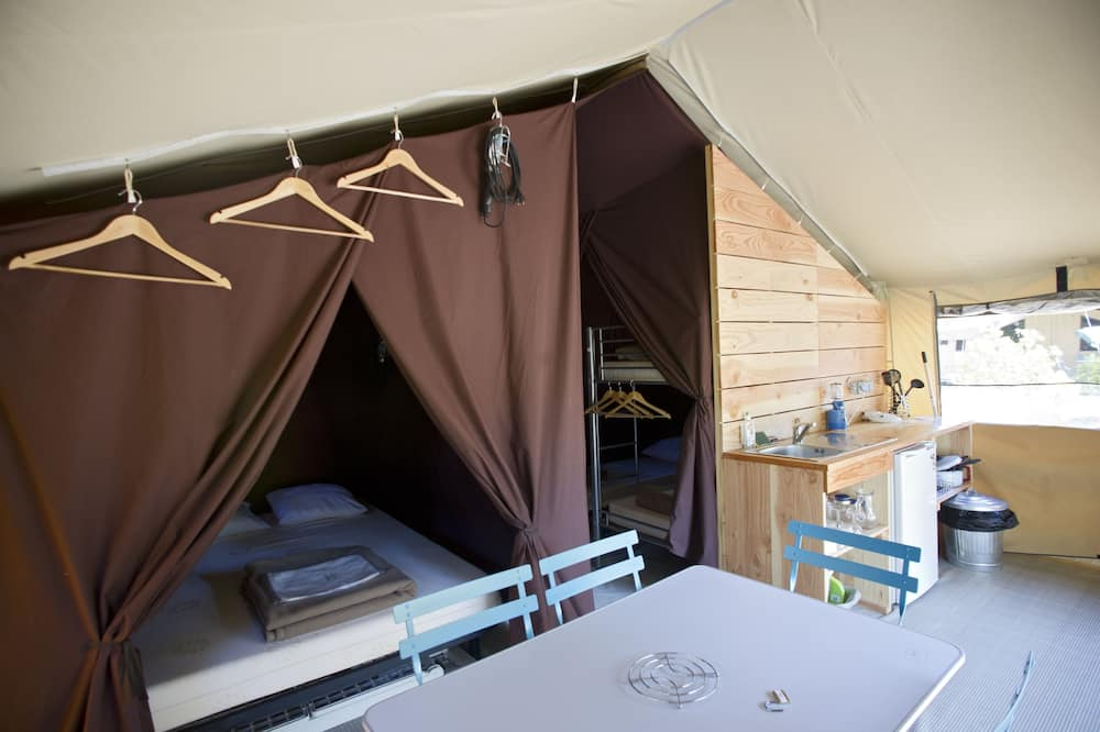 帳篷 - 客廳