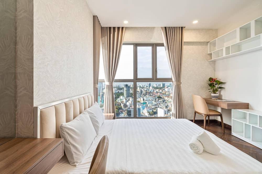 Luxury külaliskorter, 3 magamistoaga - Tuba