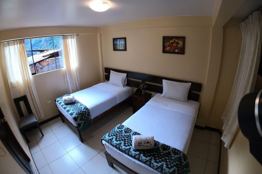 Habitación básica doble, 2 camas individuales - Habitación