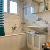 Comfort Villa (incl. cleaning fee 70 CHF) - Bathroom