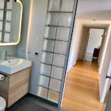 Penthouse, Seeblick (incl. cleaning fee 70 CHF) - Badezimmer