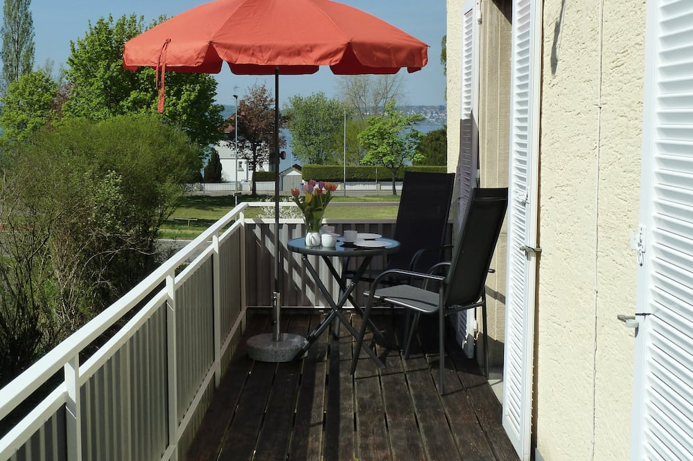 Apartment, 1 Bedroom (Seerose) - Balkoni