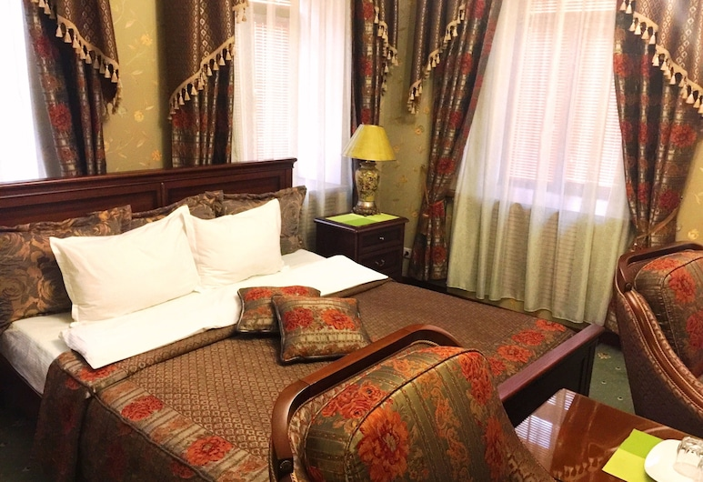 Angliter, Vologda, Suite, Guest Room