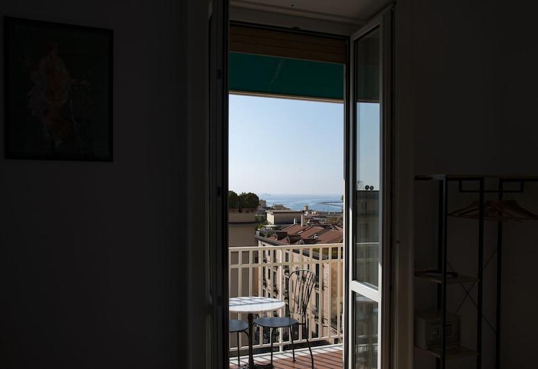 B&B Del Gelsomino, Salerno, Deluxe Room, Balcony
