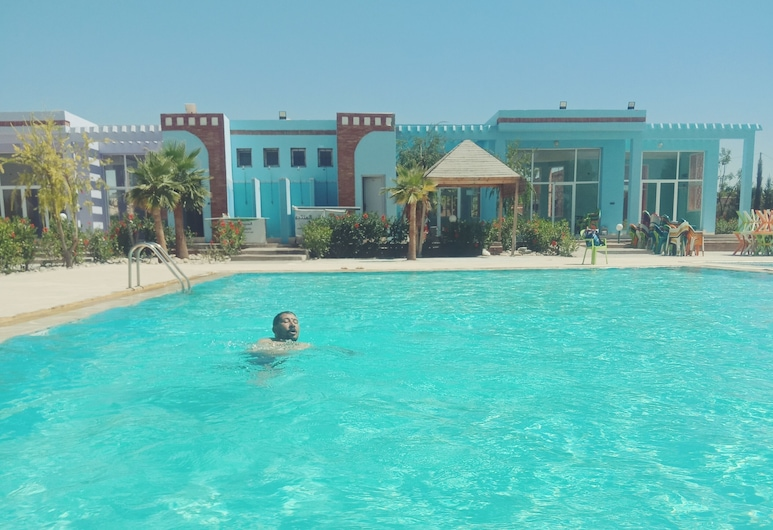 Complexe Touristique Abayno, Ait Hadi, Kültéri medence