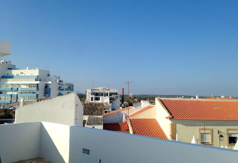 Studio in Portimão, With Furnished Terrace and Wifi - 3 km From the Beach, Portimao, Balkón