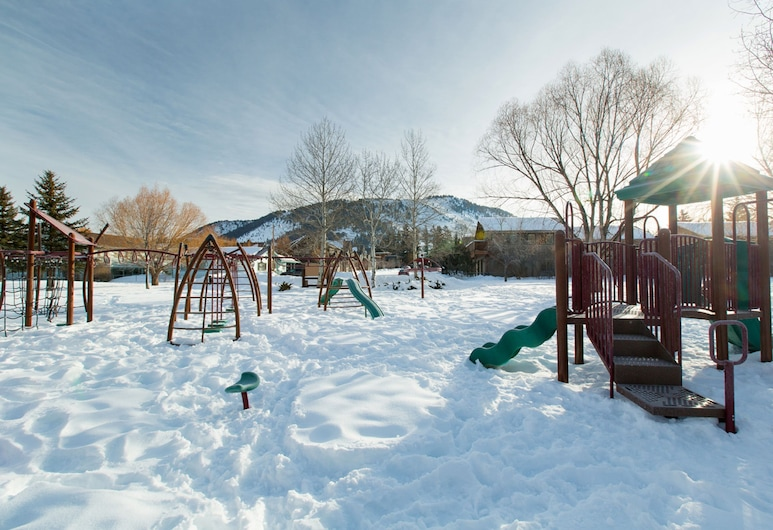 2502 Pitchfork-snow King Loop by Mountain Property Management, Jackson, Leilighet, 4 soverom, Svømmebasseng