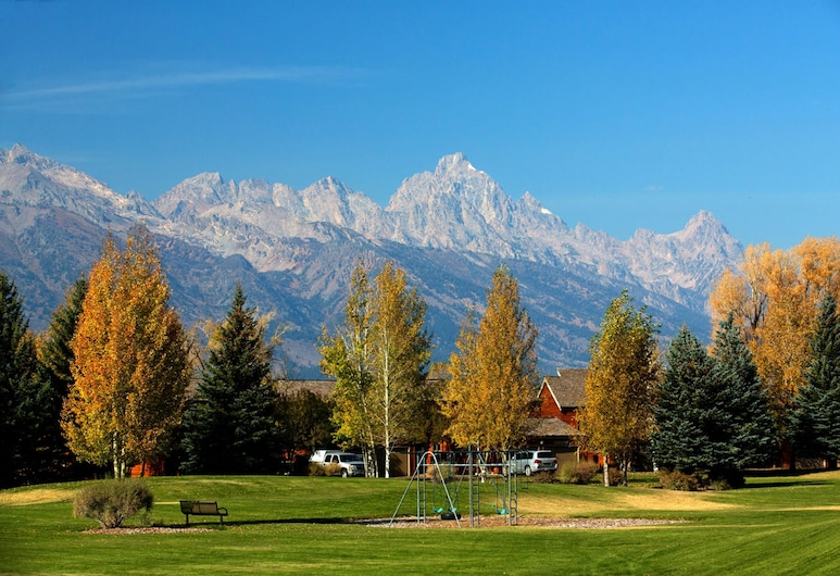 Teton Shadows by Mountain Property Management, Jackson, Byt, 2 spálne, Hotelový areál