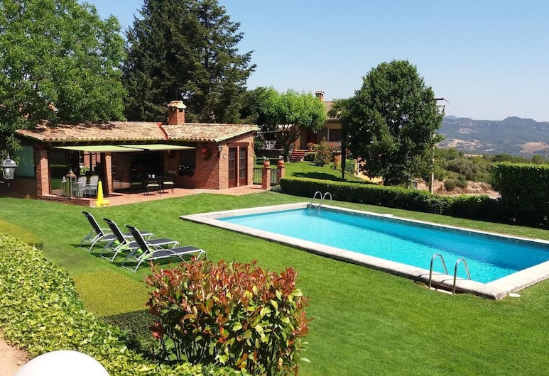 Villa With 7 Bedrooms in Capellades - Barcelona, With Wonderful Mountain View, Private Pool, Furnished Garden, Capellades
