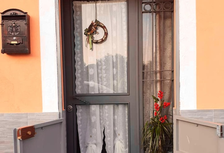 Apartment With one Bedroom in Catania, With Wifi - 5 km From the Beach, كاتانيا, الغرفة