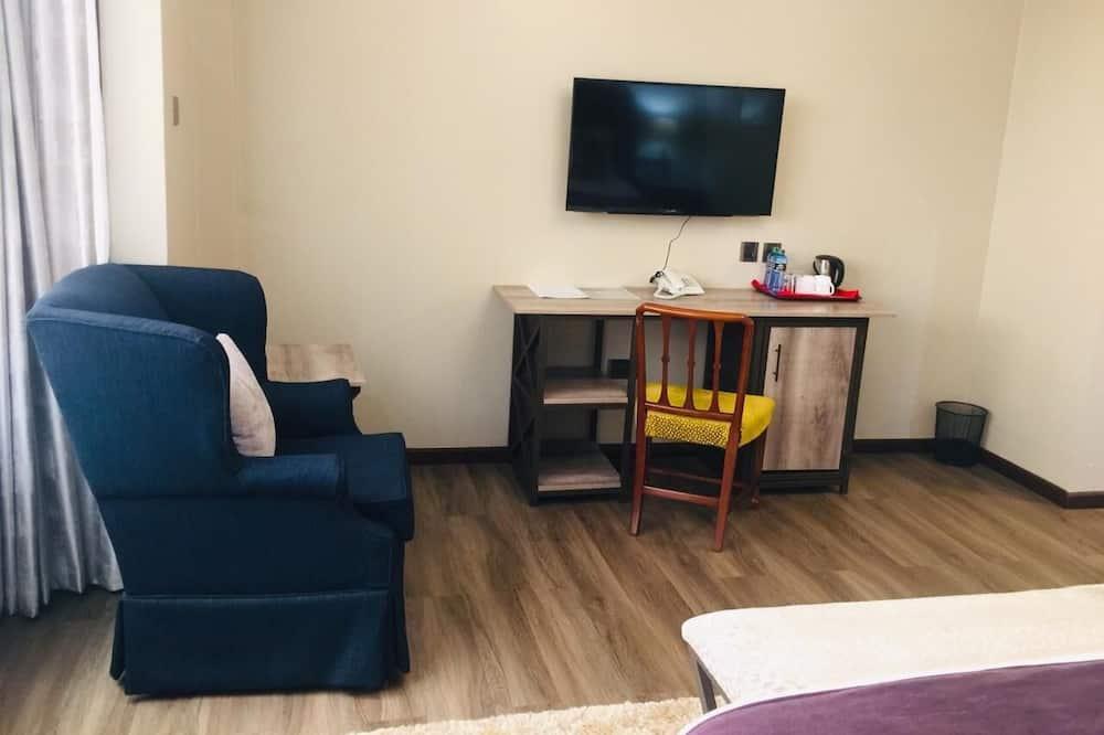 Phòng Suite Deluxe, 1 phòng ngủ - Phòng khách