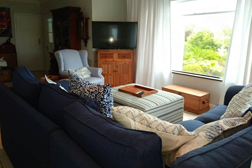 Luksusa ģimenes numurs, trīs guļamistabas - Dzīvojamā zona