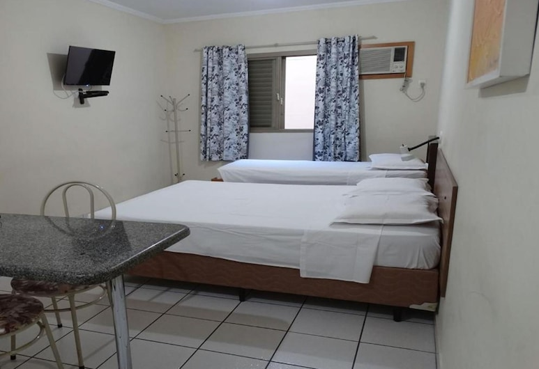 Hotel Ribeirão, Ribeirao Preto, Triple Room, Multiple Beds, Guest Room