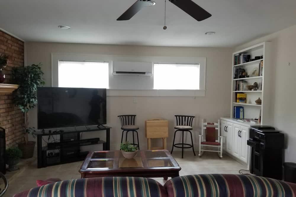 Casa, 3 habitaciones, 2 baños - Sala de estar
