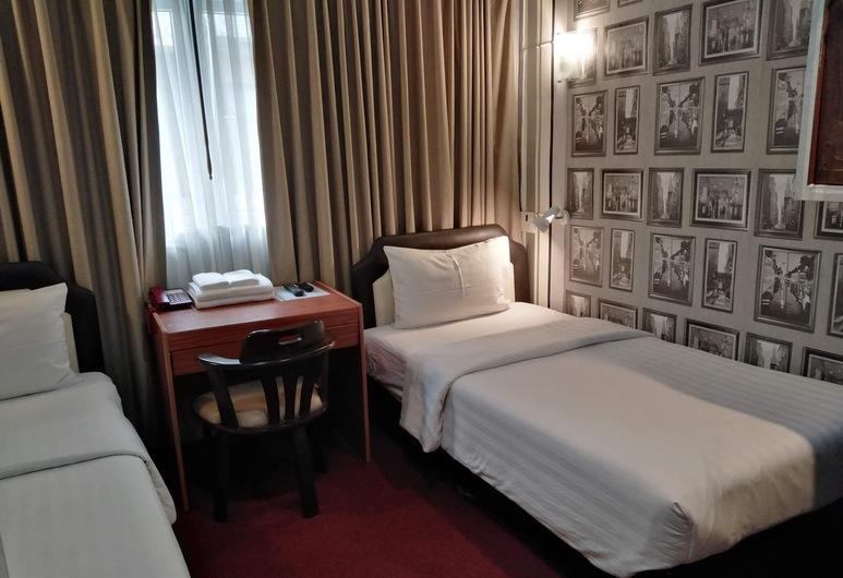 14 Plus 1 Hotel, Bangkok, Dvojlôžková izba typu Deluxe, Hosťovská izba