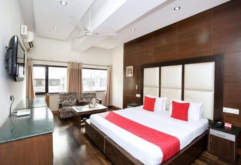 Hotel Amar, Chandigarh, 豪华客房, 客房
