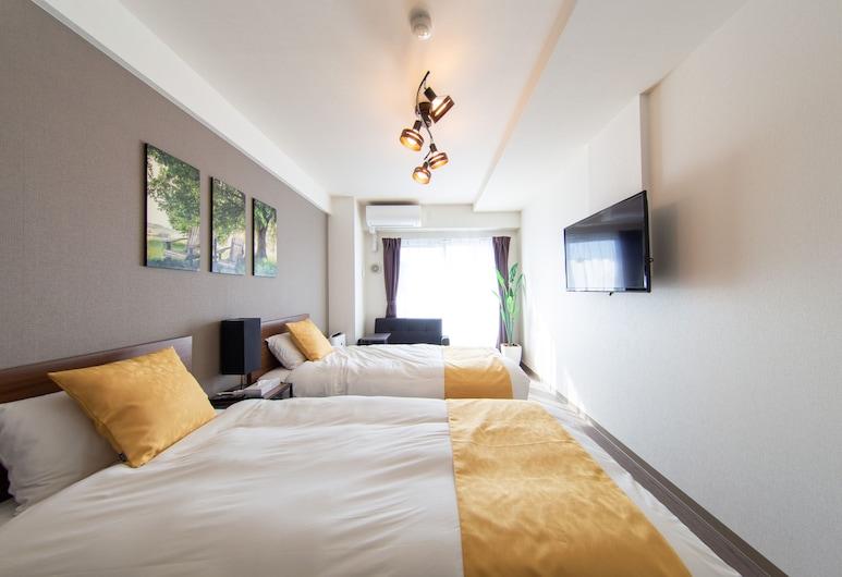 @RLiS_house 通天閣, 大阪市, アパートメント (402 タイプ), 部屋