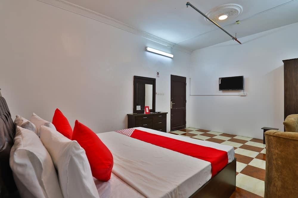 Huoneisto, 1 makuuhuone - Vierashuone
