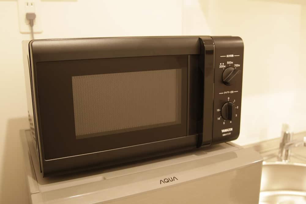 Zweibettzimmer - Mikrowelle