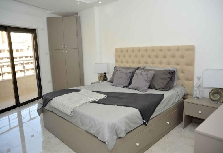 Amazing one Bedroom Apartment in Amman, Amman, Apartment, 1 Katil Kelamin (Double), Bilik