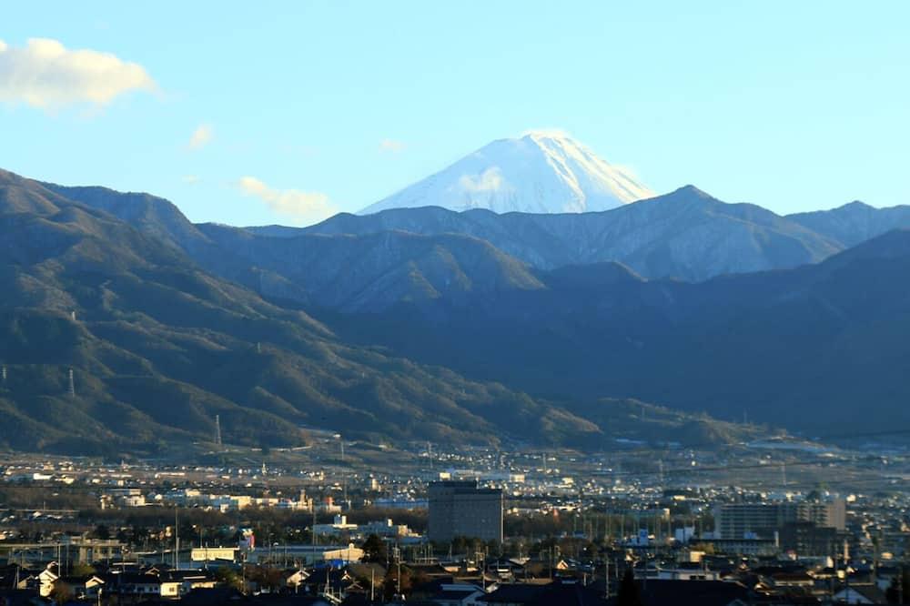 Habitación tradicional (Japanese Style for 3 Guests) - Vista a la montaña