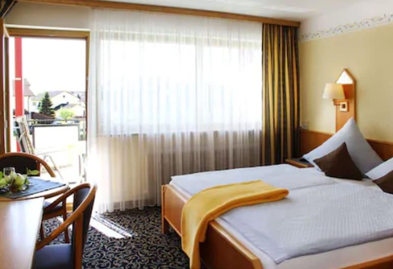 Pension- Hotel Maximilian, 巴德菲辛格, 雙人房, 客房