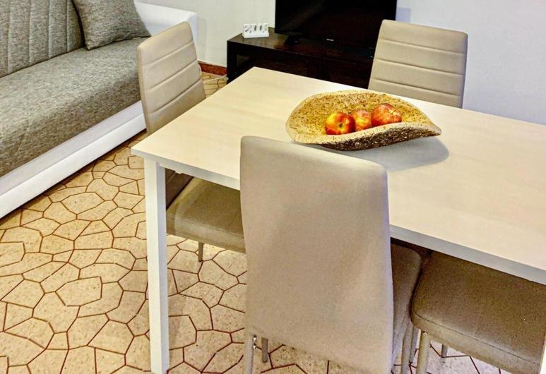 Appartamenti Viale Italia, Sassari, Apartment, 1 Bedroom, Living Area