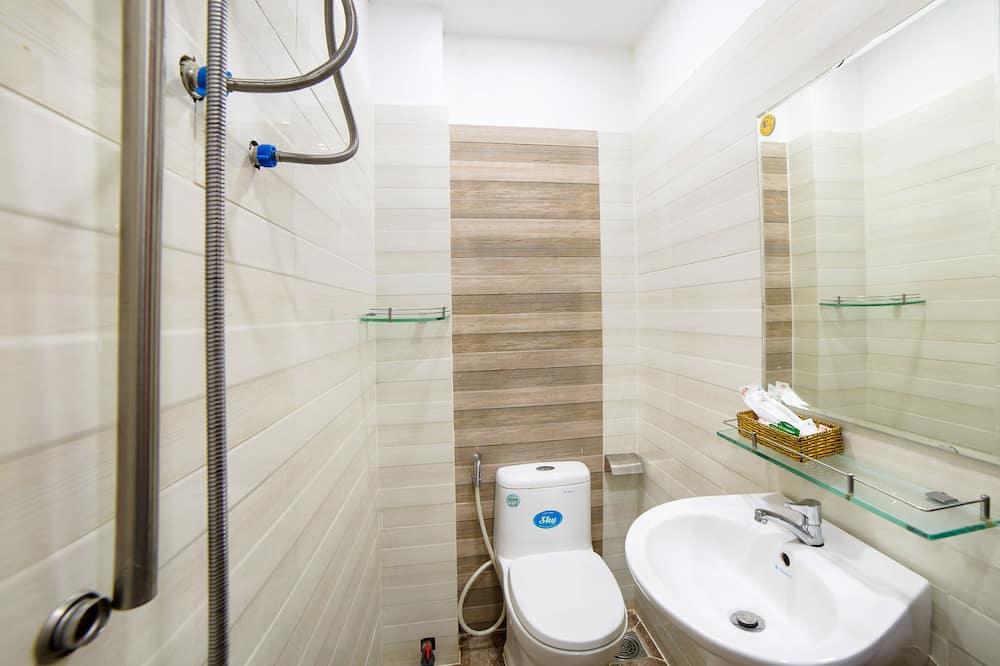 Appartement Deluxe, 1 lit double - Salle de bain
