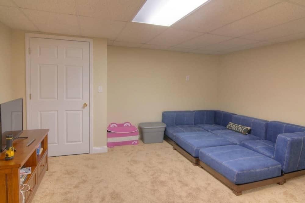 Mieszkanie, 3 sypialnie - Salon