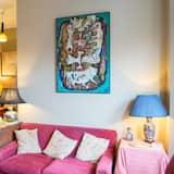 Apartmán (1 Bedroom) - Obývací pokoj