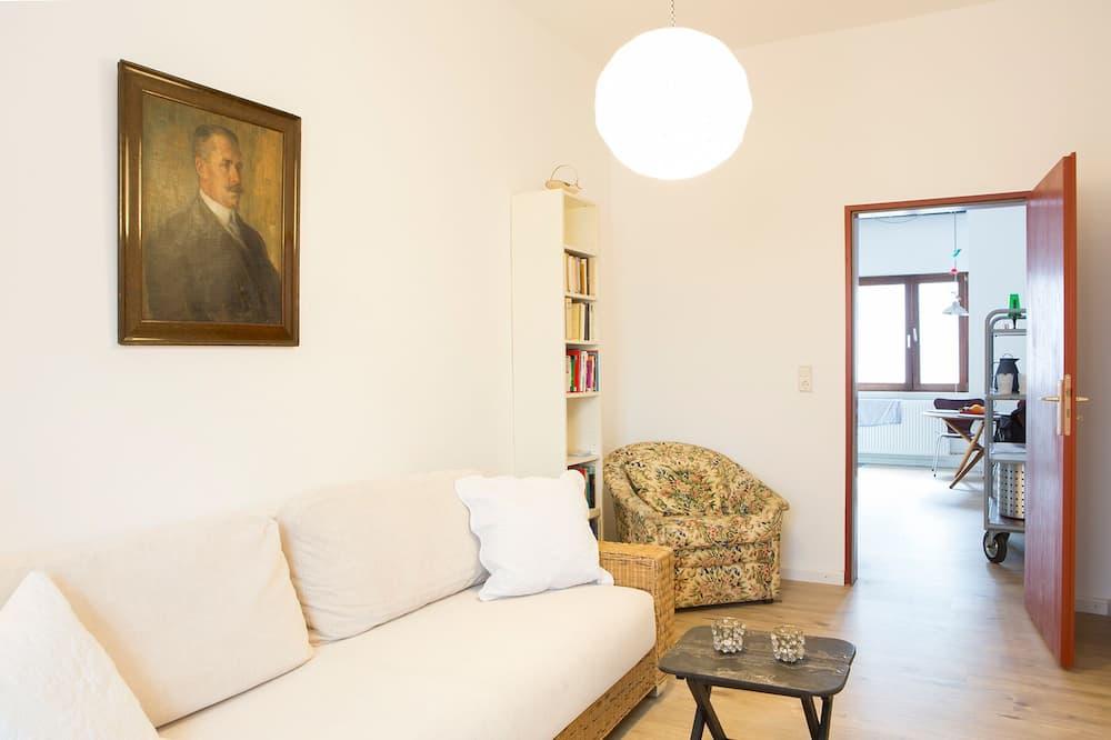 Design Apartment, Kitchen - Living Area
