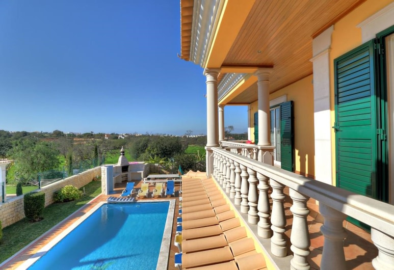 Villa - 5 Bedrooms with Pool and WiFi - 107490, Albufeira , Family Villa, 5 Bedrooms, Pool View, Balkoni