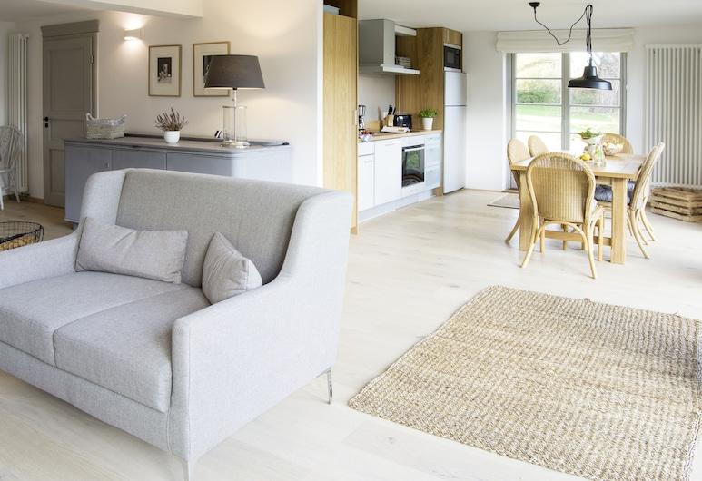 Ferienhaus Sommerby, Brodersby, Ferienhaus, 2Schlafzimmer, Wohnbereich