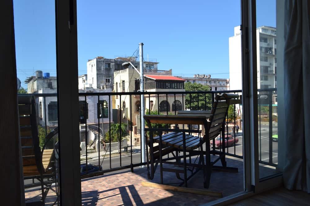 Apartamento, 2 Quartos - Terraço/Pátio Interior
