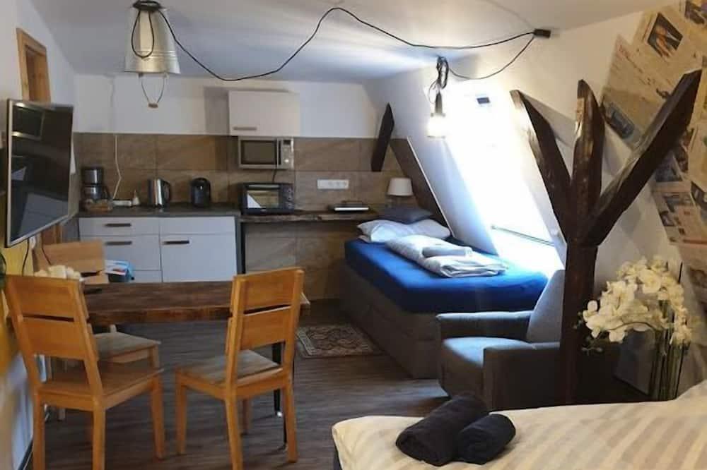 Family Room, Private Bathroom - Living Area