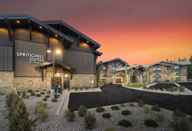 SpringHill Suites by Marriott Island Park Yellowstone, Island Park, Exterior