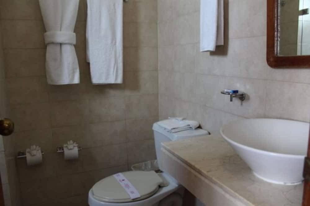 Pokoj typu Business - Koupelna