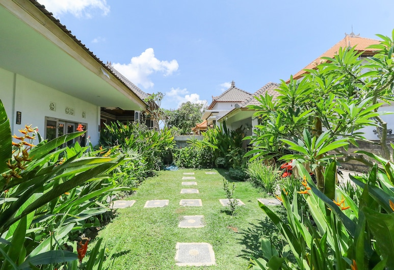 Karan Homestay, 坎古, 花園