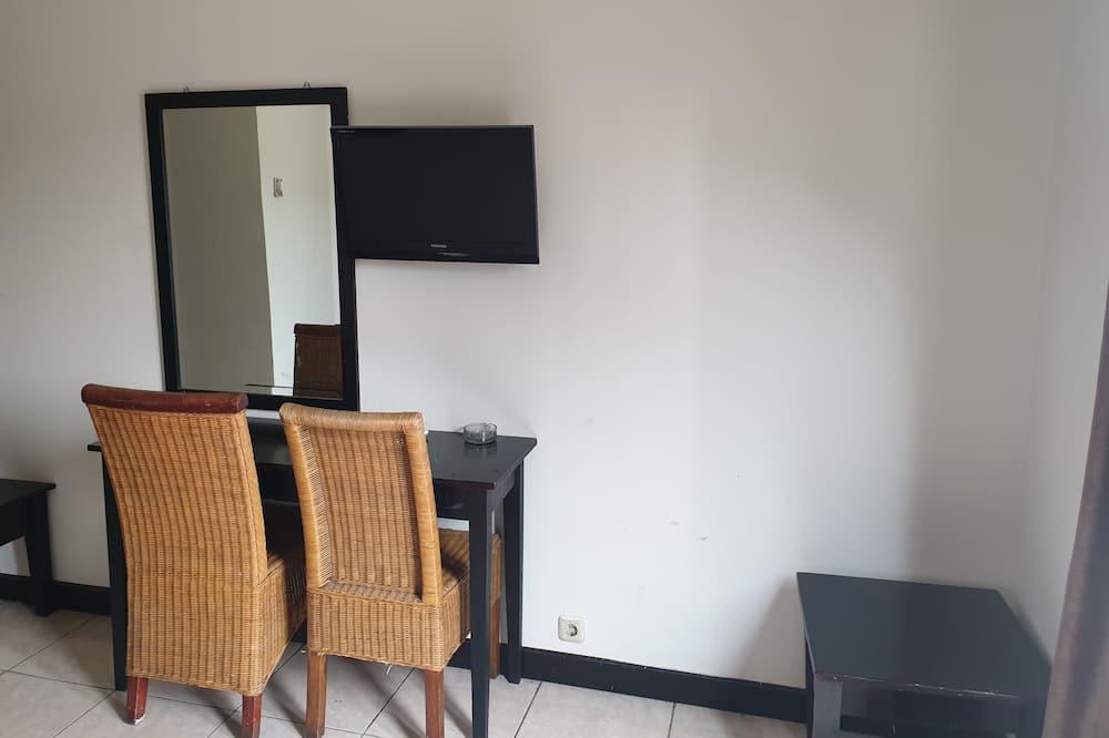 Standardní pokoj s dvojlůžkem - Televize