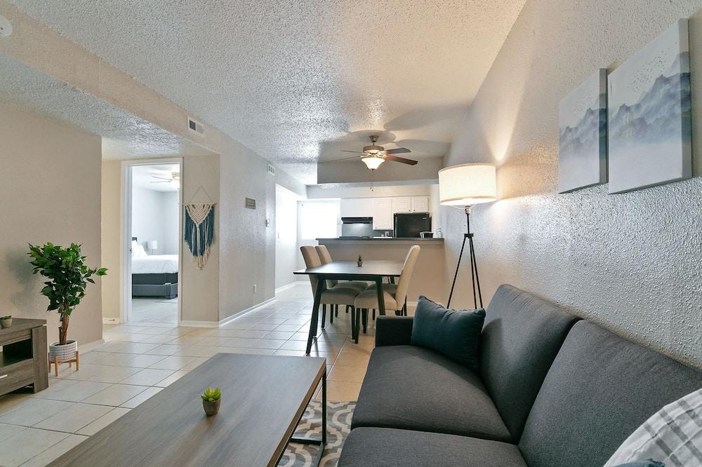 Lägenhet (110) - Vardagsrum